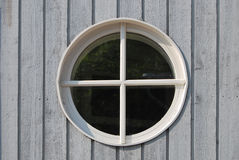 Circle Window Royalty Free Stock Photography