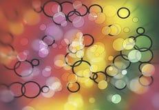Circle22 Royaltyfri Bild