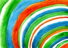 Circled stripes Royalty Free Stock Photography