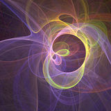 Circles. Abstract of circles and colors royalty free stock image