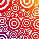 Circles background. Black and white circles background Royalty Free Stock Images