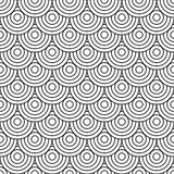 Circles background Stock Images