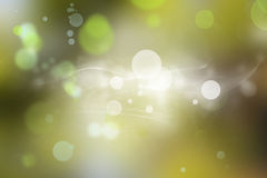 Circles background Stock Image