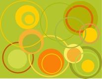 Circles in Circles Design Royalty Free Stock Photo