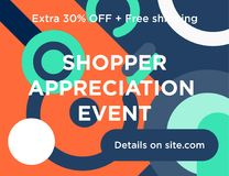 Circles-2 copy. Sale web banners template for special offers advertisement. Trendy colors in a modern material design style. New arrivals and final saleconcept Royalty Free Stock Images