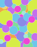 Circles and More Stock Image