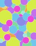 Circles and More Stock Image