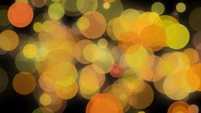 Circles in motion - abstract animated background stock footage