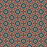 Circles ornament Stock Image