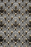 Circles pattern Stock Image