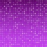Circles purple technology pattern Royalty Free Stock Photo