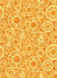 Circles and radial elements. Seamless background for patterns, cards, textile, wallpapers, web pages Stock Photos