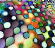 circles retro Στοκ εικόνα με δικαίωμα ελεύθερης χρήσης