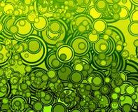 circles retro Στοκ Εικόνες