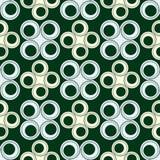 Circles seamless design Stock Photos