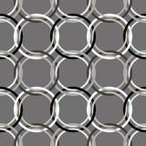 Circles seamless pattern 2 Royalty Free Stock Photography