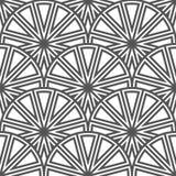 Circles and segments. Royalty Free Stock Photo