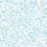 Circles technology pattern background. Technology pattern composed of blue Circles. Vector background royalty free illustration