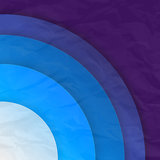 Circles_texture-28. Abstract blue circles background. RGB EPS 10 illustration Stock Illustration