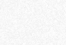 Circles waves abstract background grey white color. Simple abstract illustration for wallpaper.  Royalty Free Stock Images