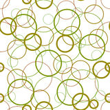 Circles on a white background texture Stock Photos