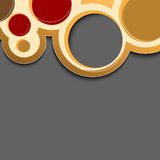 Circlesncircles02 Royalty Free Stock Images