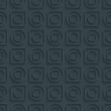 Circless και άνευ ραφής σχέδιο τετραγώνων Στοκ Εικόνες