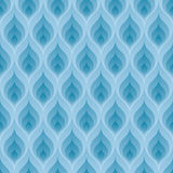 Circless and squares seamless pattern. Stock Image