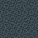 Circless and squares seamless pattern. Royalty Free Stock Photo