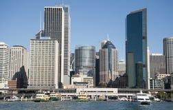 Circluar Quay, Sydney Stock Photo