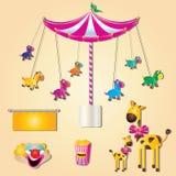 Circo Imagem de Stock