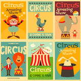 circo stock de ilustración
