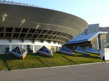 Circo a Astana/Kazakistan fotografia stock libera da diritti