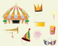 Circo bonito Foto de Stock Royalty Free
