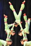 Circo cinese fotografia stock libera da diritti