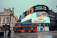 Circo de Londres Piccadilly Imagem de Stock Royalty Free