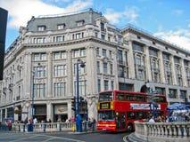 Circo de Piccadilly Imágenes de archivo libres de regalías