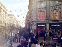 Circo de Piccadilly Foto de Stock