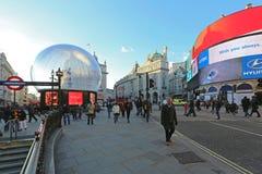 Circo de Piccadilly Imagen de archivo libre de regalías