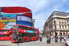 Circo de Piccadilly Fotos de Stock Royalty Free