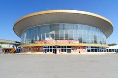 Circo dello stato di Novosibirsk in Siberia La Russia immagine stock libera da diritti