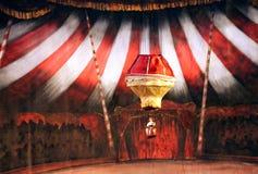 Circo di legno di Karromato alla Bahrain, 29 giugno 2012 Immagini Stock Libere da Diritti
