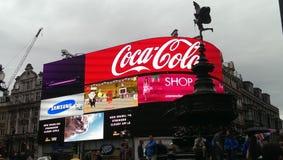 Circo di Piccadilly Immagine Stock