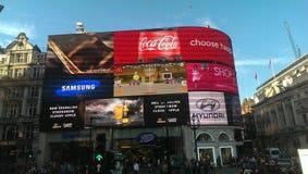 Circo di Piccadilly Immagini Stock