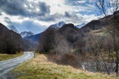 Circo di Pirenei Fotografie Stock Libere da Diritti