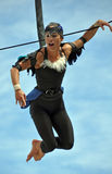 Circo do fusível, festival dos Buskers do mundo Imagem de Stock