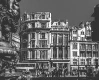 Circo Londres de Piccadilly fotos de archivo