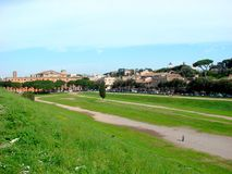 Circo Massimo in Rome royalty free stock image