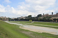 Circo Massimo in Rome - Italy Stock Image