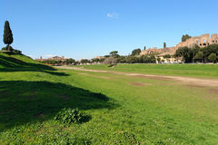 Circo Massimo Rome Italy Stock Photography